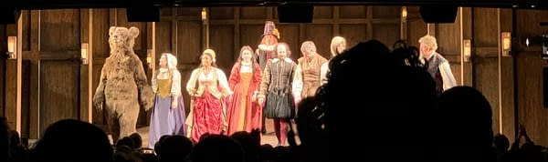 The First Review Of Upstart Crow, The Play - Having Its Cake, Eating It Then Smearing It Down Its Puffling Pants