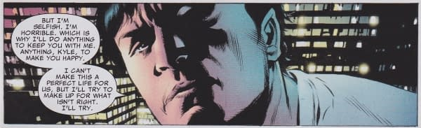 Marvel Still Isn't Saying It's Northstar And Kyle Getting Hitched Even When Astonishing X-Men #49 Makes It Blatant