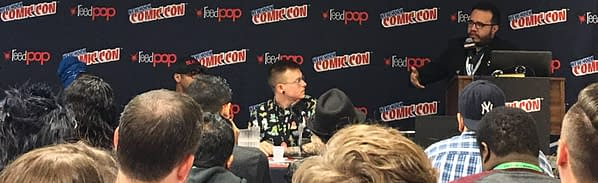 Representation Matters! How To Respectfully Write And Draw POC And LGBTQIA Characters At NYCC