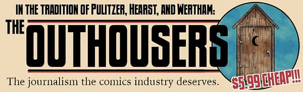 """Journalism"" Shocker: Revolutionary Comic Book Website The Outhouse to Shut Down in February"