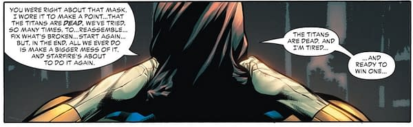 New Nickname For Nightwing - D*ckstroke? It's Better Than Shazadam