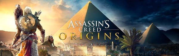 Ubisoft Shows Off A Gorgeous New Trailer For Assassin's Creed: Origins At Gamescom