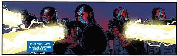 Captain America #13 – Fighting Terrorists in Confederate Flag Face Masks (Spoilers)