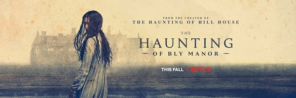The Haunting of Bly Manor this Fall (Image: Netflix)