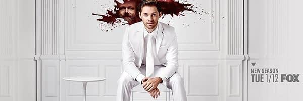 Prodigal Son key art for the second season. (Image: FOXTV)
