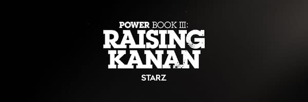 Power Book III: Raising Kanan has started filming (Image: STARZ)