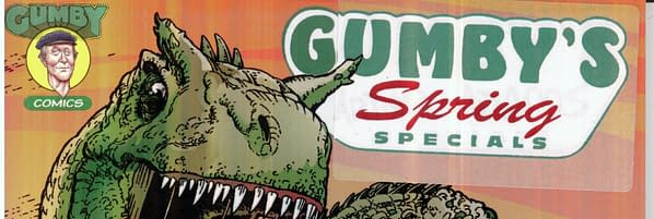 The Gumby Specials That Dare Not Say Art Adams' Name