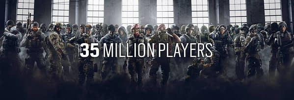 Ubisoft Reveals More Updates and a Documentary Coming for Rainbow Six Siege