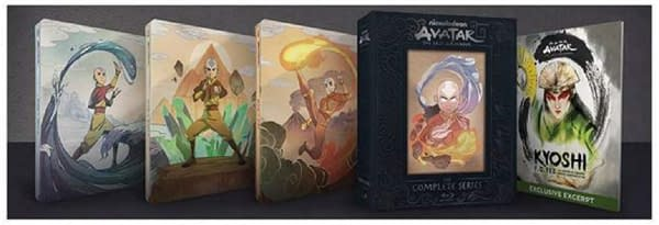 """Review: """"Avatar: The Last Airbender"""" 15th Anniversary Steelbook"""