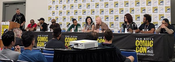 Black Mask Creators Talk The Benefits Of Comics At San Diego Comic-Con