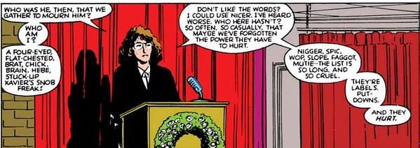 Marvel Comics Bringing The N-Word Back Into Print