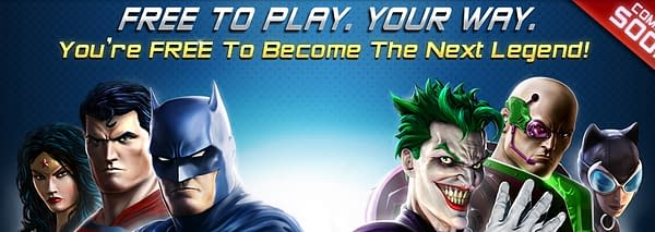 DCU Online Goes Free To Play, Free To Own, Free For As Long As You Want