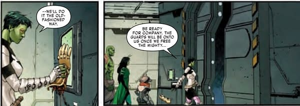 What Really Happened to the Guardians of the Galaxy? Old Man Quill #8 [Preview]
