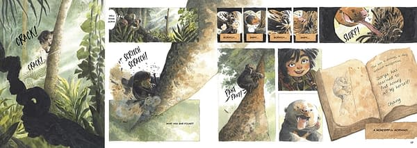 MacmIllan records Trang Nguyen & Jeet Zdung non-fiction graphic novels