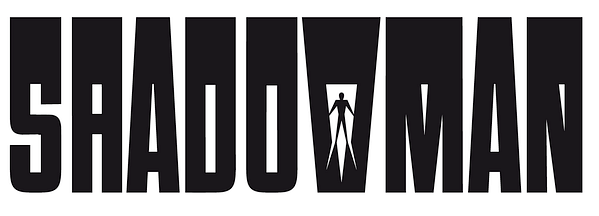 Almost A Hundred Alternative Designs For Shadowman Logo By Rian Hughes