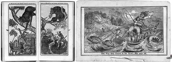 Fandom 1842: Happy 176th Birthday, Comic Books in America