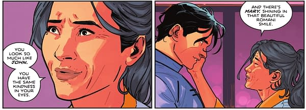 Mr Nightwing Had A Daughter Under Mrs Nightwing's Nose