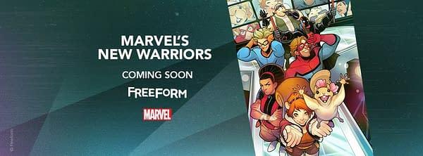 New Warriors promo art (Image: Freeform)