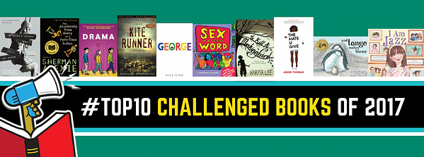 Raina Telgemeier's 'Drama' on Most Banned Books List for Third Year