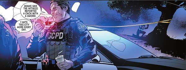 Batman Urban Legends Has A Major Fridging Moment