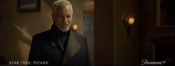 Star Trek: John de Lancie Deconstructs Q from TNG to Picard on Cameo
