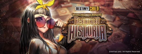 Destiny Child Historia Dungeon