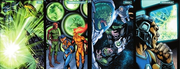 DC Setting Up Future State In Second Son, Batman and Green Lantern
