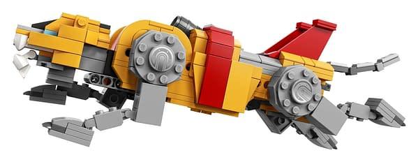 LEGO Ideas Voltron Set 31