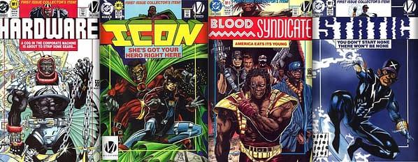Return Of Milestone Comics Announced (Again) at DC Fandome