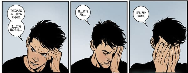 How The Robins React To The Batman/Catwoman Proposal In Batman #33 (SPOILERS)