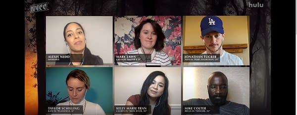 Monsterland's NYCC Panel