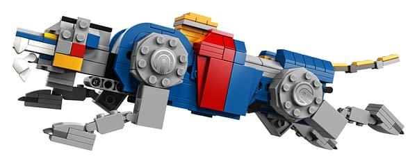 LEGO Ideas Voltron Set 28