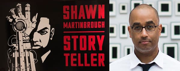 Dieselfunk Dispatch: Shawn Martinbrough Talks Thief of Thieves and Society of Illustrators
