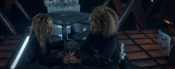 Star Trek: Picard: Michelle Hurd on Season Two, Raffi & Seven of Nine