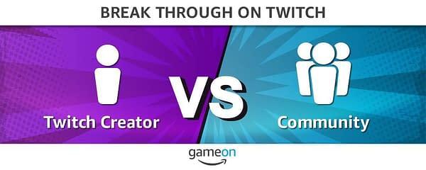 Amazon Launches New GameOn Tournament Organizer Twitch Extension