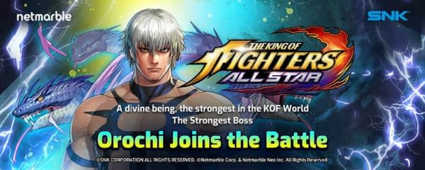 """""""The King Of Fighters AllStar"""" Gets A New Year-Themed Update"""
