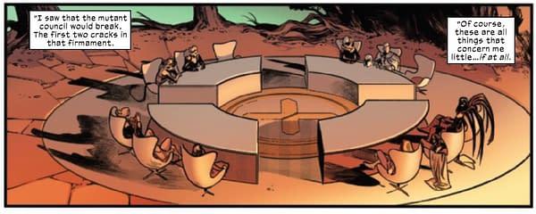 The X-Men No More? X-Men, Excalibur, X Of Swords Destruction Spoilers