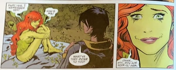 No Poison, Just Ivy - Will Someone Let Harley Quinn Know?