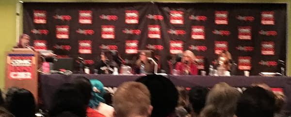 Thor's Daughters, Storm's Comic, and the Cover That Took 36 Hours to Color – Women of Marvel Panel at C2E2