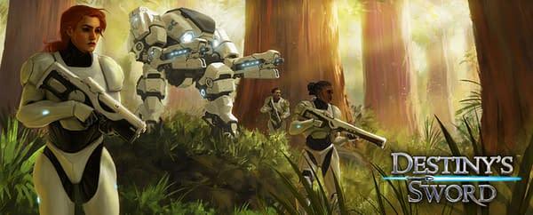 2Dogs Games Announces Destiny's Sword