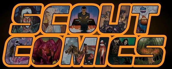 Scout Comics announced CBSN collaboration. Credit: Scout Comics