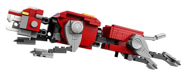 LEGO Ideas Voltron Set 30