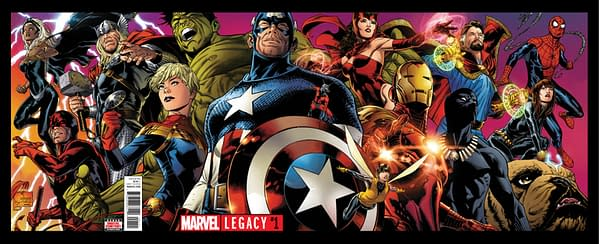 A First Review Of Marvel Legacy #1 In Two Tweets