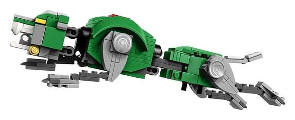 LEGO Ideas Voltron Set 29