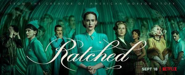 A look at Ratched (Image: Netflix)