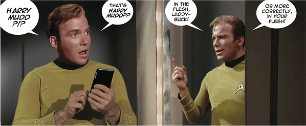 Star Trek New Visions #4