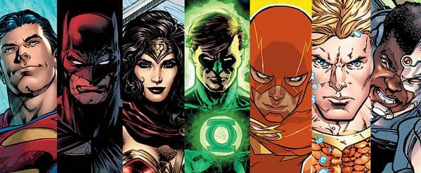 Jim Lee Announces DC Comics' Virtual Comic Con, The DC FanDome.