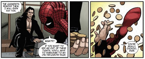 Spider-Man Has The Marvel Equivalent Of An OnlyFans Page (Spoilers)