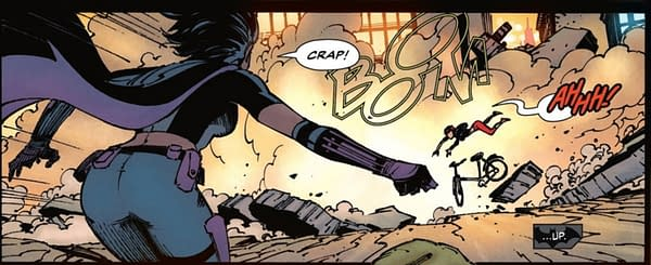 Seriously, Who Would Live In Gotham? (Detective Comics #1038 Spoiler)