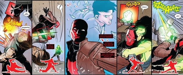 Red Hood-Arsenal (2015-) 009-010